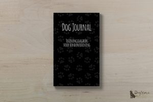 Product Spotlight - DogJournal Trainingsdagboek voor Hondentraining