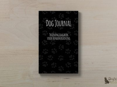 Product Spotlight – DogJournal Trainingsdagboek voor Hondentraining