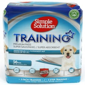 Simple solution puppy training pads (56 ST 55X56 CM)