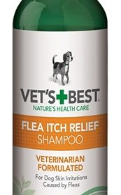 Vets best flea itch relief shampoo (470 ML)