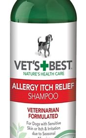 Vets best allergy itch relief shampoo (470 ML)