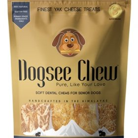 Dogsee chew puffy bars (70 GR)