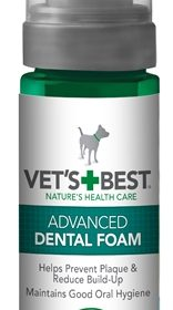 Vets best advanced dental foam (120 ML)