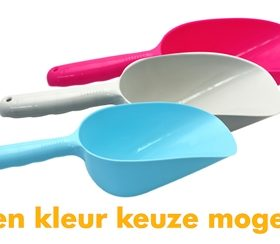 Happy pet food scoop (30X10X6 CM)